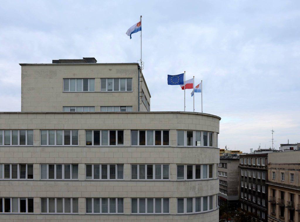 Budynek biurowy ZUS, fot. Menno van der Meer