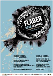 plakat FL¦äDER 2016
