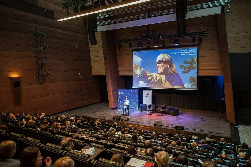 "Konferencja ""Marketing w kulturze"", 2016. Fot. Bogna Kociumbas."