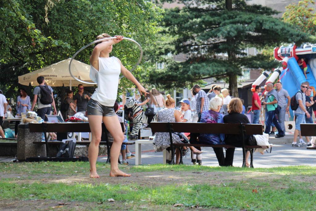 Piknik w Parku Świętopełka, 2015